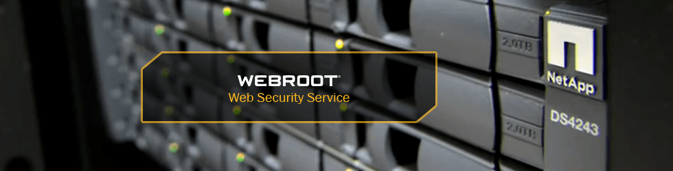 Webroot Web Security Service